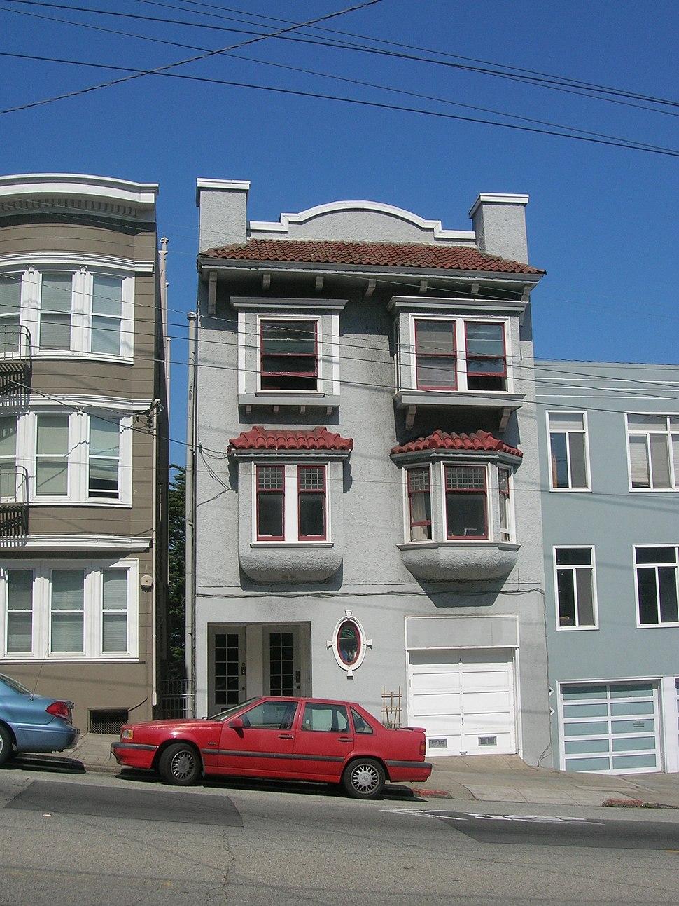318 Parnassus Ave San Francisco