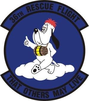 36th Rescue Squadron - 36th Rescue Flight Patch