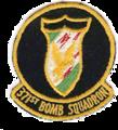 371st Bombardment Squadron - SAC - Emblem.png