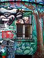4053 - Milano - Graffiti su casa occupata alla Darsena - Foto Giovanni Dall'Orto, 7-July-2007.jpg