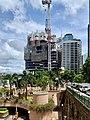 443 Queen Street, Brisbane under construction in February 2020, Brisbane, Queensland, 01.jpg
