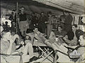 454 Squadron RAAF officers off duty Falconara 1944 AWM MEB0220.jpg