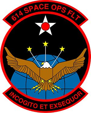 614th Space Operations Squadron - Image: 614 SOF