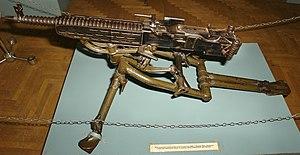 ZB-53 - Image: 7,92 мм югославский станковый пулемет системы В. Холека обр. 1938 40 годов