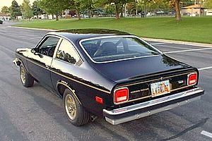 Chevrolet Cosworth Vega - 1975 Cosworth Vega