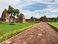 7th - 9th century Hindu and Jain temples, Pattadakal monuments Karnataka 3.jpg