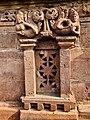 7th century Sangameshwara Temple, Alampur, Telangana India - 39.jpg