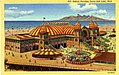 833, Saltair Pavilion, Great Salt Lake, You are invited to attend Utah's Centennial in 1947 (NBY 1896).jpg