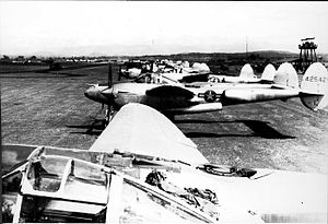 308th Bombardment Wing (U.S. Army Air Forces) - P-38 Lightnings in the Philippines
