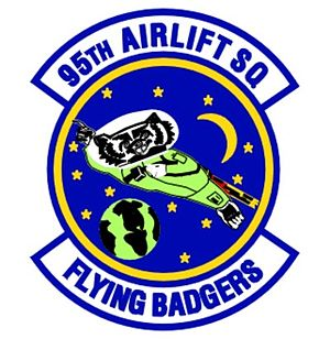 95th Airlift Squadron - Image: 95th Airlift Squadron