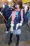 ACMY2014 cosplayer of Yui Hirasawa, K-On! 20140330b.jpg