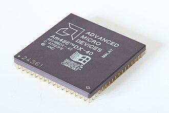 Am486 - AMD Am486DX 40 MHz