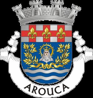 Arouca, Portugal - Image: ARC