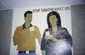 """ASC Leiden - van Achterberg Collection - 6 - 021 - Un panneau d'information sur le SIDA """"Stop SIDA! Preservez vous"""" - Agadez, Niger - janvier 2005.tif"""