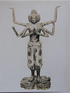 Kōfuku-ji - Asura (Buddhism)