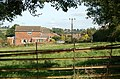 A Braunston housing estate seen from the footpath to Willoughby - geograph.org.uk - 1483916.jpg