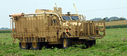 A Mastiff Protected Patrol Vehicle MOD 45149021