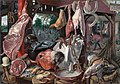 A Meat Stall with the Holy Family Giving Alms - Pieter Aertsen - Google Cultural InstituteFXD.jpg