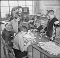 A Modern Village School- Education in Cambridgeshire, England, UK, 1944 D23619.jpg