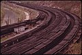 A Portion of the Rail Yards at Danville, West Virginia, near Charleston Loaded with Coal Cars Ready to Be Hauled to Customers in Various Parts of the Country...04-1974 (3907197650).jpg