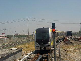 Line 2 (Tianjin Metro) Railway line of Tianjin Metro