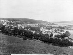 A view of St Dogmaels from Plas Newydd NLW3361647.jpg