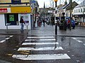 A wet crossing, Omagh - geograph.org.uk - 1069749.jpg