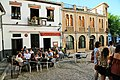 Aa people eating outside in albaicin granada 2016.jpg
