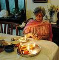 Aarti plate under preparation.jpg