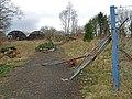Abandoned Workshops, Lugton - geograph.org.uk - 1223120.jpg