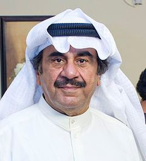 Kuwait - Abdulhussain Abdulredha, the most prominent Kuwaiti actor.