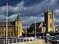 Aberystwyth St Michael's church - panoramio.jpg