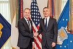 Acting U.S. Secretary of Defense meets with NATO Secretary General 190128-D-SV709-138.jpg