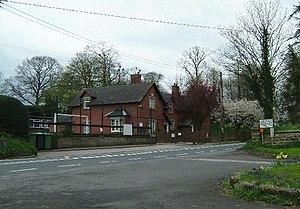 Adderley - Image: Adderley School geograph.org.uk 8458