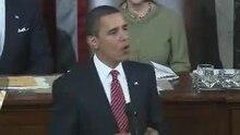 Datei: Ansprache vor einer gemeinsamen Kongresssitzung (24. Februar 2009) - Barack Obama (WhiteHouse.gov) .ogv