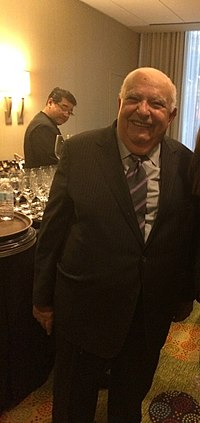 Adel Sedra and Emily Allstot at ISSCC 2015.jpg