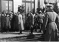 Adolf Gancwol-Ganiewski - Wizyta Marszałka Józefa Piłsudskiego w Siedlcach, odbyta podczas podróży Piłsudskiego na wschód- do Brześcia (22-236-4).jpg