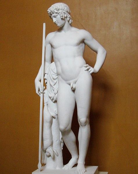 File:Adonis Thorvaldsens Museum - (zoom).JPG