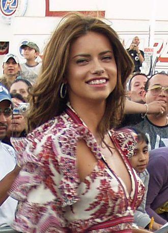 Adriana Lima - Lima in 2007
