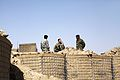 Afghan National Army builds fortified observation posts at the US Consulate Herat 130926-A-YW808-027.jpg