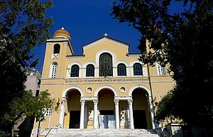 Pangrati - Agios Spyridon church