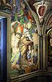 Agnolo bronzino, Caduta della manna e comparsa di sorgenti nel deserto nella cappella di eleonora, 1540-45, 08.JPG