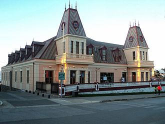 Orlando Cornejo - The former Agustín Ross casino was purchased during Cornejo's mayorship