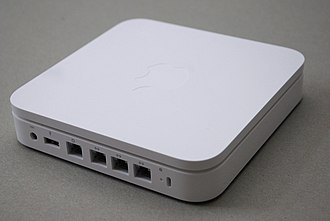 AirPort - AirPort Extreme 802.11n