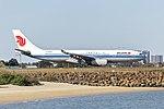 Air China (B-6092) Airbus A330-243 at Sydney Airport.jpg