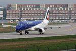 Air Moldova Embraer 190AR (ERJ-190-100IGW) ER-ECC (20788609253).jpg