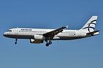 Airbus A320-200 Aegean AL (AEE) SX-DVN - MSN 3478 (9513161004).jpg