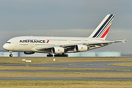 Airbus A380-800 Air France (AFR) F-HPJE - MSN 052 (9270323641).jpg