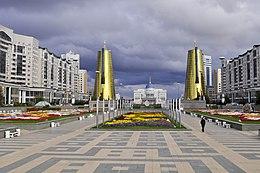 Astana – Veduta