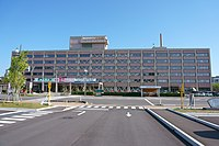 Akita Prefectural Government Office building No.1 20180520n.jpg